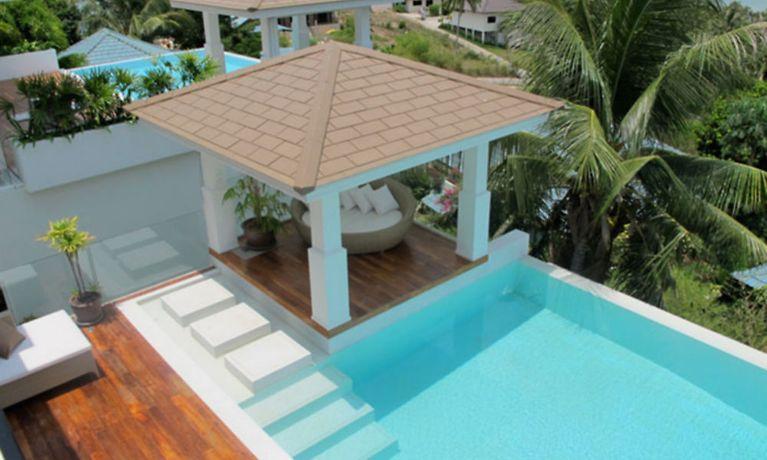 3 Bedroom Sea View Villa Sea Shore Koh Samui